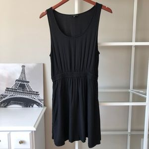 Aritzia Talula little black dress